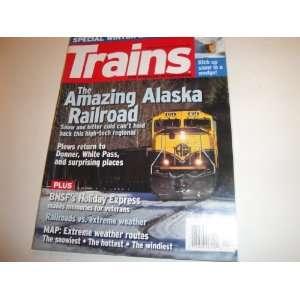 Alaska Railroads, December 2011) Kathy Kube, Rick Johnson Books