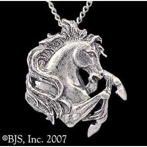 20 Silver Box Chain, Horse Animal Jewelry, 14 k gold Everything Else