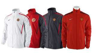 Manchester United   Official Nike Sweat Jacket Hoody Track Top