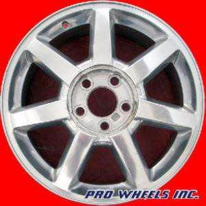 CADILLAC CTS STS 17 POLISH FACTORY WHEEL RIM 4610