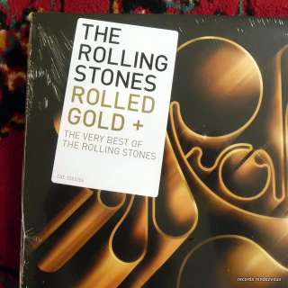 THE ROLLING STONES Rolled Gold+ [4 LP] Vinyl *SEALED *EU 2007 ABKCO