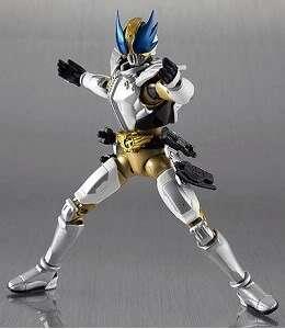 Bandai GE 29 Masked Kamen Rider Den O Wing Form Figure