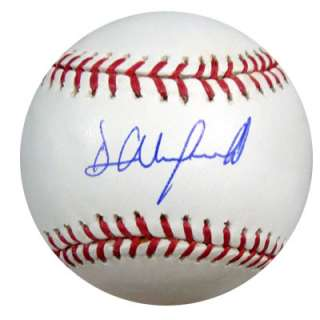 Dave Winfield Autographed Signed MLB Baseball PSA/DNA #E16266