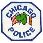 Chicago Police Dept. Bicycle Patrol Patch 9999 items in Windy City Cop