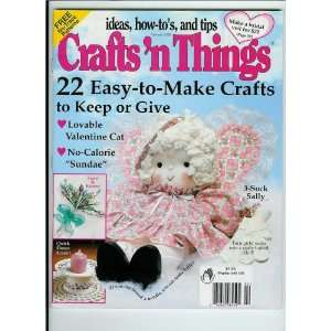 ; 22 Easy to make Crafts) Editorial Staff of Crafts n Things Books