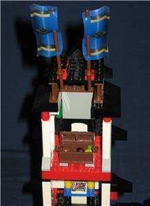 Lego Set # 6093 ~ FLYING NINJA FORTRESS ~ Castle Knights Ninjago