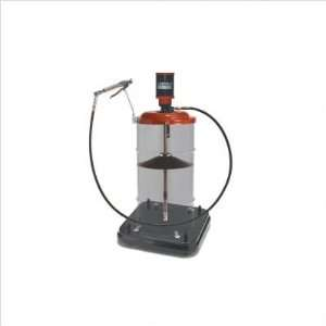 Heavy Duty Grease pump with caster base