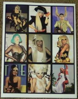 2011 SPECIAL COLLECTORS ISSUE OF BLAST PRESENTS LADY GAGA MAGAZINE