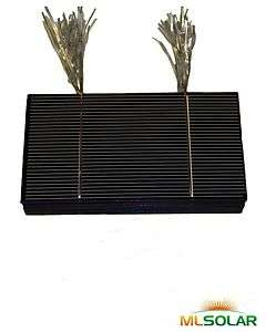 38 WHOLE Solar Cell Full Tabbed 1.8W Make a Solar Panel