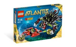 LEGO Atlantis Limited Edition Set 8079 Shadow Snapper