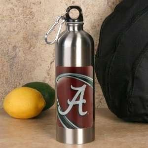 Alabama Crimson Tide 750ml Stainless Steel Water Bottle w
