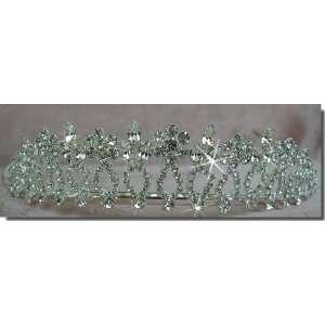 Bridal Wedding Tiara Crown 34246 Beauty