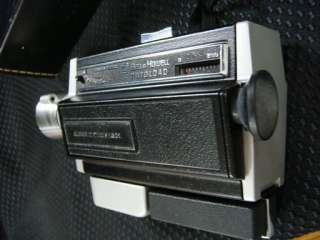 Bell & Howell Super 8mm Camera