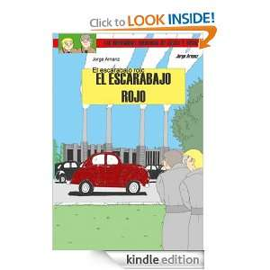 El escarabajo rojo (Spanish Edition): Jorge Arnanz:  Kindle