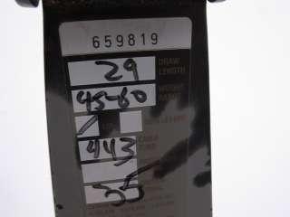 PSE Polaris Graphite Compound Bow RH 29/60