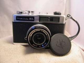 Vintage Meikai EL Film Camera W/ Leather Case #999