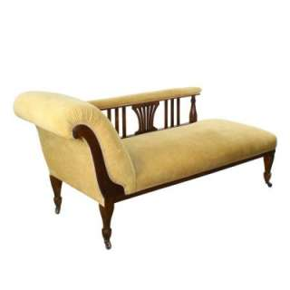 Fantasy futuristic sofa couch settee chaise longue day bed x for Chaise longue day bed