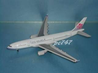 Dragon Wings China Airlines A330 200 PT MVA Item 55298
