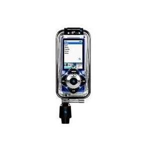 H2O Audio Capture Waterproof Case for iPod nano (5th Gen)   IN5 BKIN5