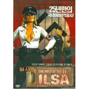 Ilsa She Wolf of the SS (1974)cut version (Import All
