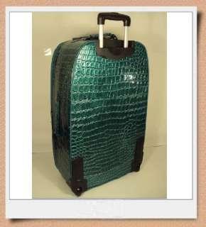 KATHY VAN ZEELAND Glamour 25 Rolling Suitcase Luggage