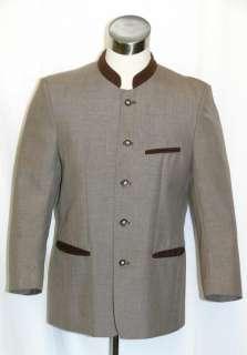 WOOL Men GERMAN Hunting Western Riding Dress Suit JACKET Coat/Eu 52/L