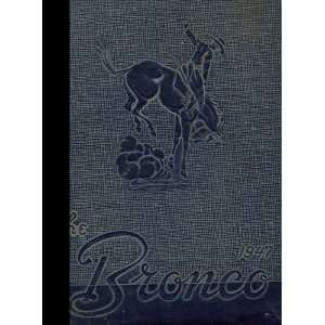(Reprint) 1947 Yearbook: Deer Creek High School, Edmond, Oklahoma Deer Creek High School 1947 Yearbook Staff