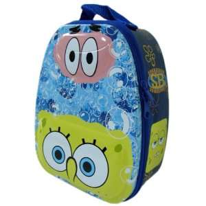 Nick Jr Spongebob Carry All Tin Box   Lunch Box with