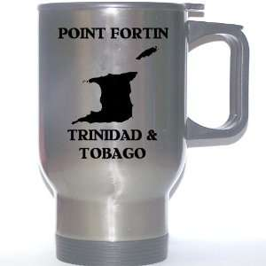Trinidad and Tobago   POINT FORTIN Stainless Steel Mug