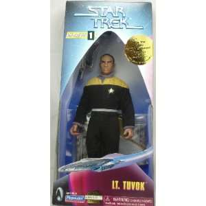 Star Trek Warp Factor Series 9 Lt. Tuvok Toys & Games
