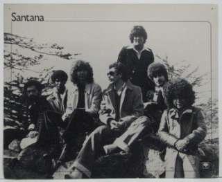 Santana Abraxas Mobile Fidelity MFSL 24K Gold Disc CD Original Master