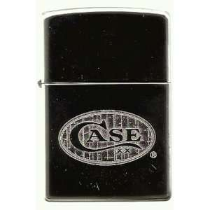 Zippo Custom Lighter   Case Knife Knives Double Lustre