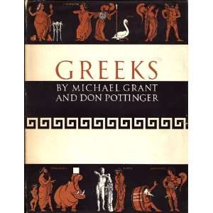 Greeks Michael & Pottinger, Don Grant Books