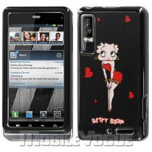 Hard Cover Case for Motorola Droid 3 XT862 Verizon Wireless