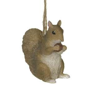 New Tree Squirrel Animal Acorn Nut Christmas Tree Ornament