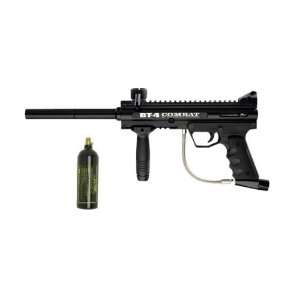 NEW BT BT 4 COMBAT E FRAME PAINTBALL MARKER PACKAGE 1