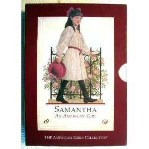 THE AMERICAN GIRLS COLLECTION   Boxed Set of the Samantha Books