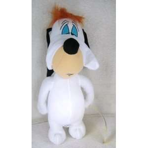 Hanna Barbera Droopy Dog 7 Plush Bean Bag: Toys & Games