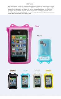 New Drycase Waterproof Case Bag 4 Mobile, iPhone 3G 4G