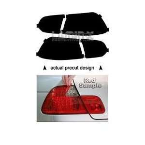VW GTI VI (2010  ) Tail Light Vinyl Film Covers ( RED ) by