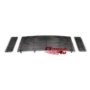08 10 Ford F250/F350/F450 Black Billet Grille Grill Insert
