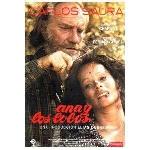 ANA Y LOS LOBOS [Non USA DVD format: PAL, Region 2  Import