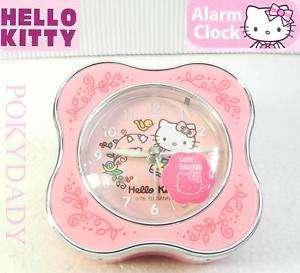 sanrio hello kitty 3746 alarm clock