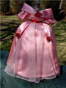 GENUINE BARBIE DOLL FASHION VICTORIAN VINTAGE CLOTHES