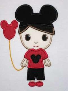 Disney Mickey Minnie Mouse tshirt tee boy girl Custom Boutique