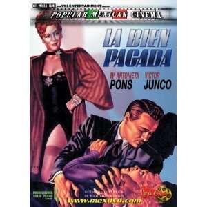 Pagada [VHS]: Maria Antonieta Pons, Blanca Estela Pavon: Movies & TV