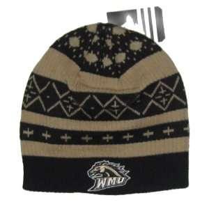 NCAA Adidas Multi Print Cuffless Knit Beanie Hat