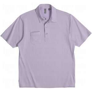 Mens EZ TECH Performance Pocket Polo Arnet Large Sports & Outdoors