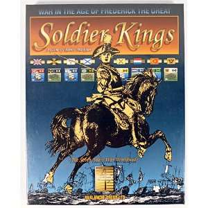 Avalanche Press Soldier Kings War in the Age of Frederick