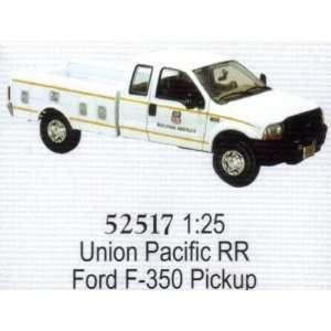 Speccast Union Pacific Railroad Ford F 350 Truck Diecast